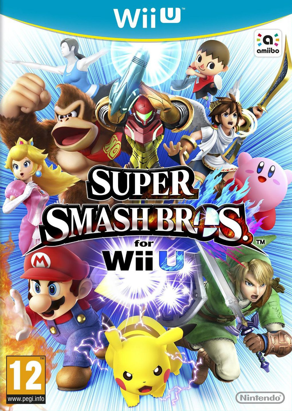 Film Super Smash Bros. for Wii U (2014)  - Jeu vidéo