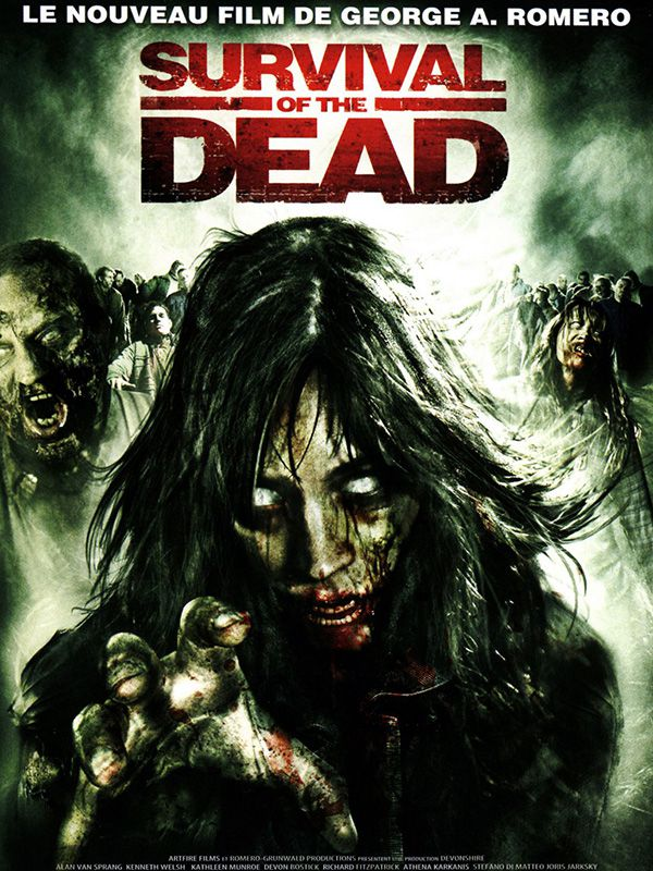 Survival of the Dead - Film (2009) streaming VF gratuit complet