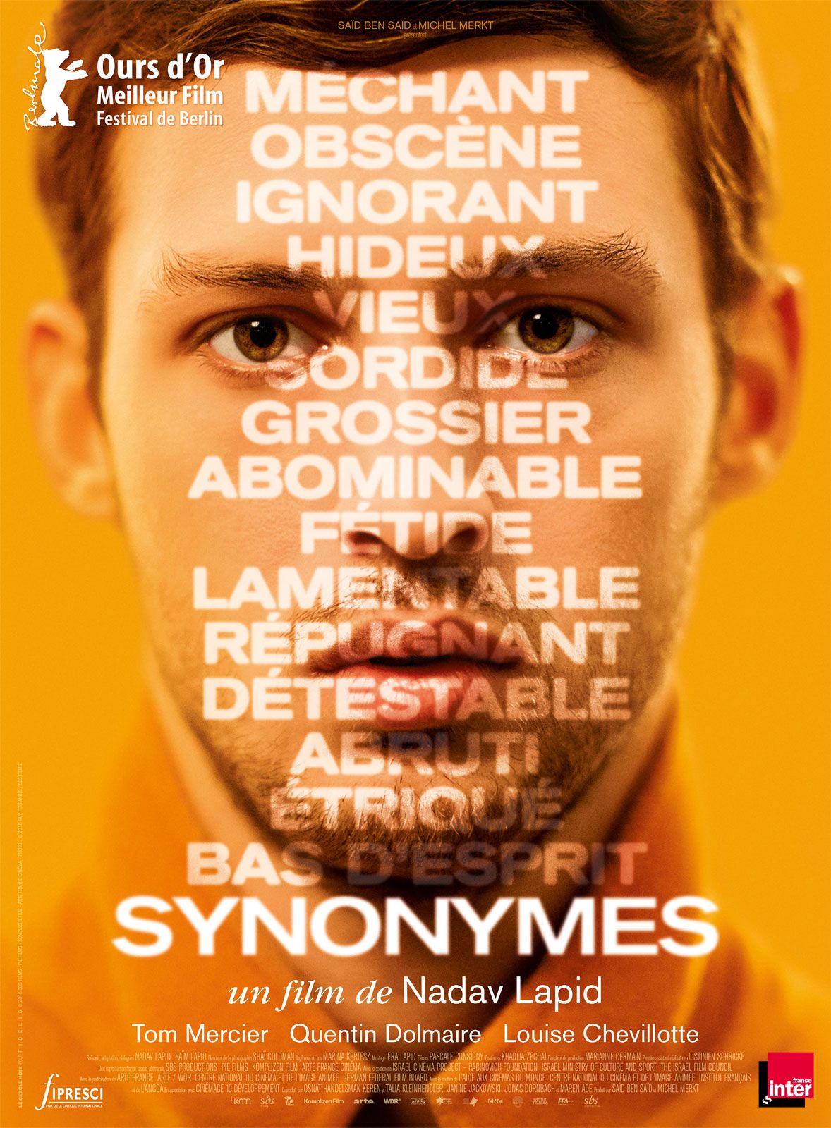 Synonymes - Film (2019) streaming VF gratuit complet