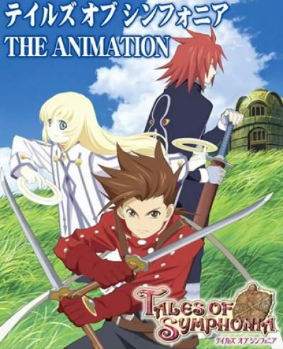 Film Tales of Symphonia The Animation - Anime (OAV) (2007)