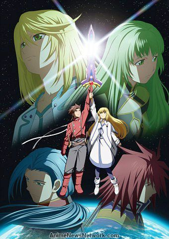Tales of Symphonia The Animation : Sekai Tougou-hen - Anime (OAV) (2011) streaming VF gratuit complet