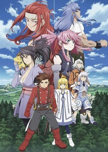 Tales of Symphonia The Animation: Tethe'alla Episode - Anime (OAV) (2010) streaming VF gratuit complet