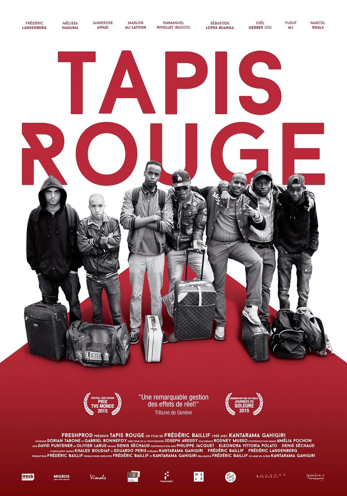 Tapis Rouge - Film (2015) streaming VF gratuit complet