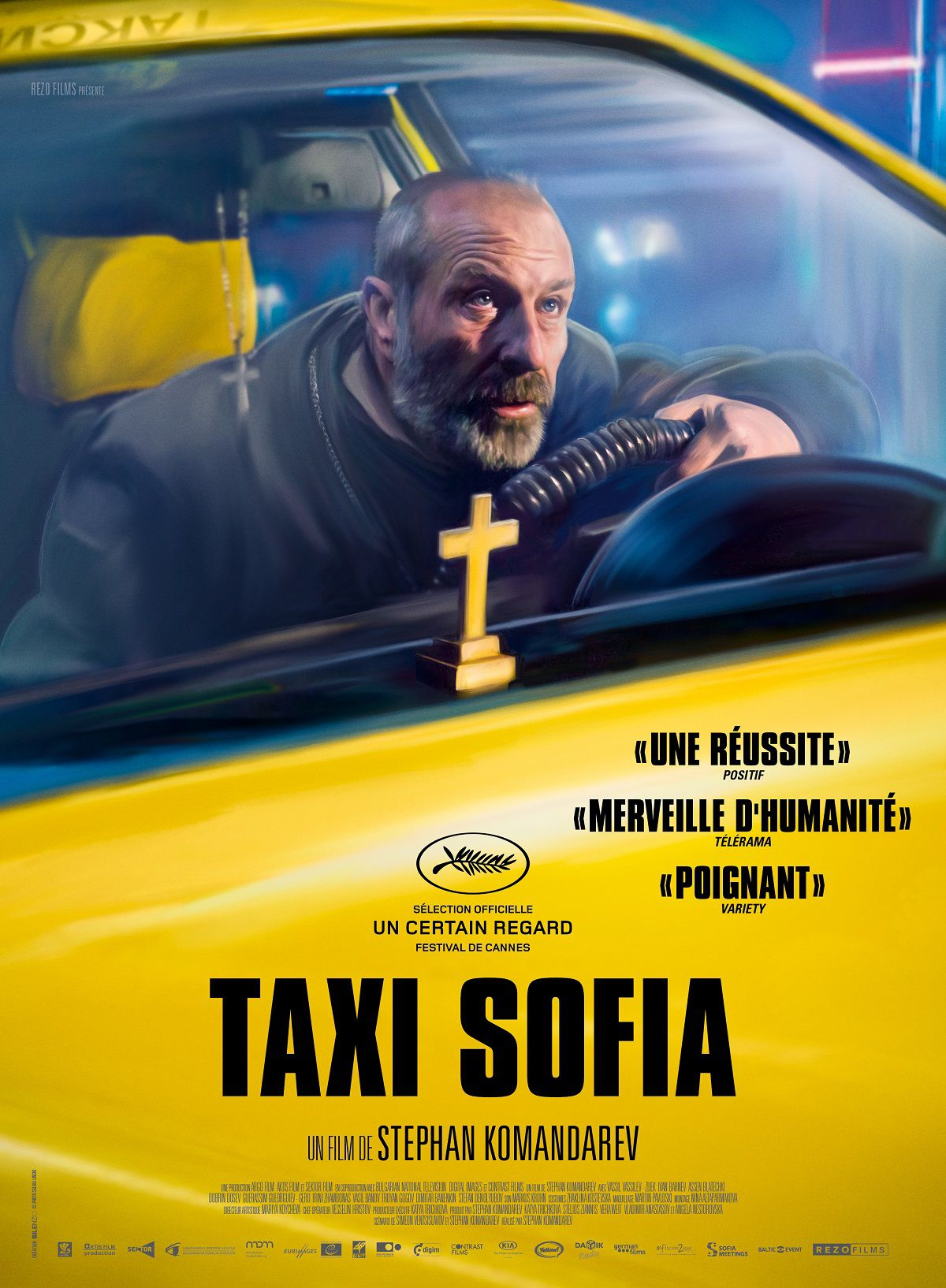 Taxi Sofia - Film (2017) streaming VF gratuit complet