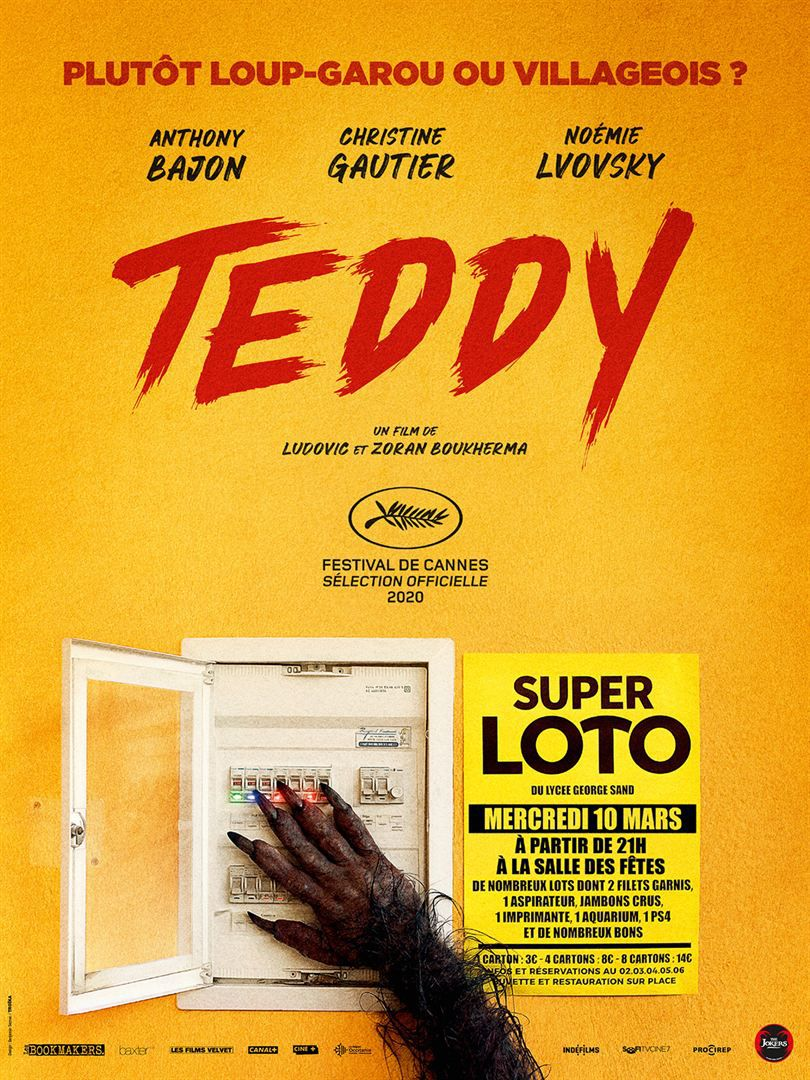 Teddy - Film (2021) streaming VF gratuit complet