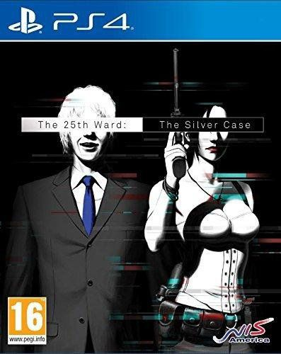 The 25th Ward: The Silver Case (2018)  - Jeu vidéo streaming VF gratuit complet