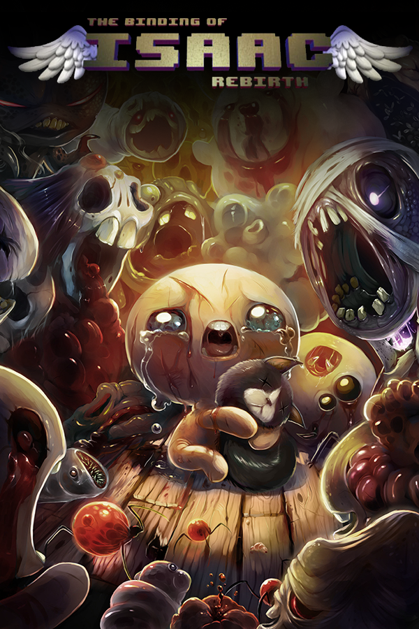 Film The Binding of Isaac : Rebirth (2014)  - Jeu vidéo