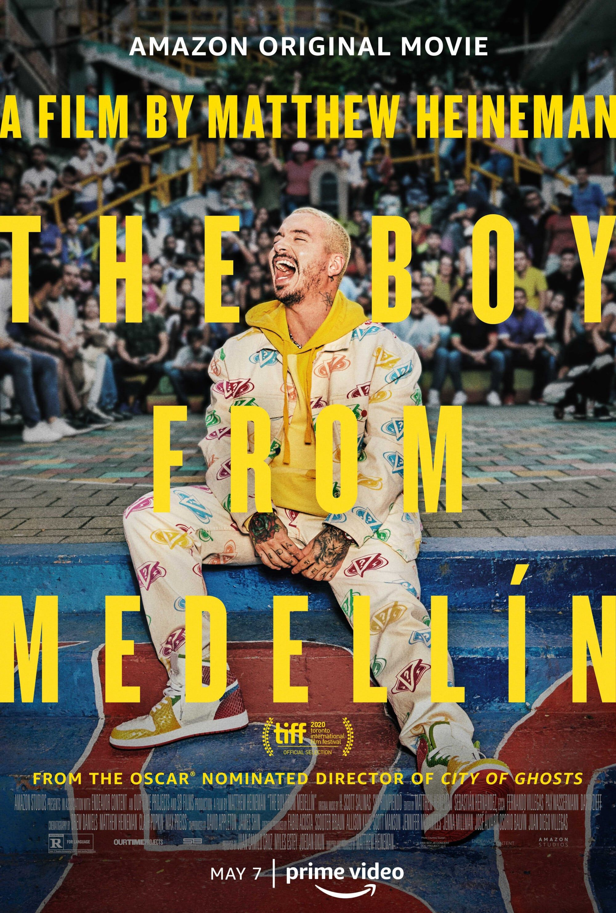 Voir Film The Boy from Medellín - Documentaire (2021) streaming VF gratuit complet