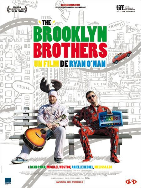 The Brooklyn Brothers - Film (2012) streaming VF gratuit complet