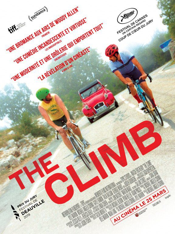 The Climb - Film (2020) streaming VF gratuit complet