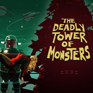 The Deadly Tower of Monsters (2016)  - Jeu vidéo streaming VF gratuit complet