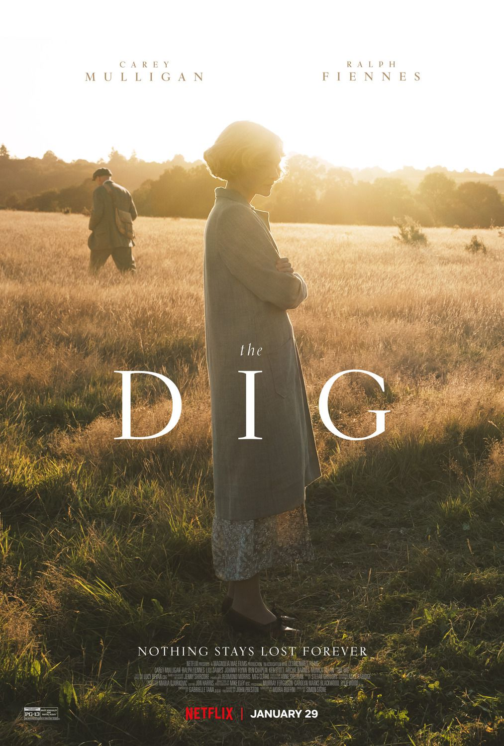 The Dig - Film (2021) streaming VF gratuit complet
