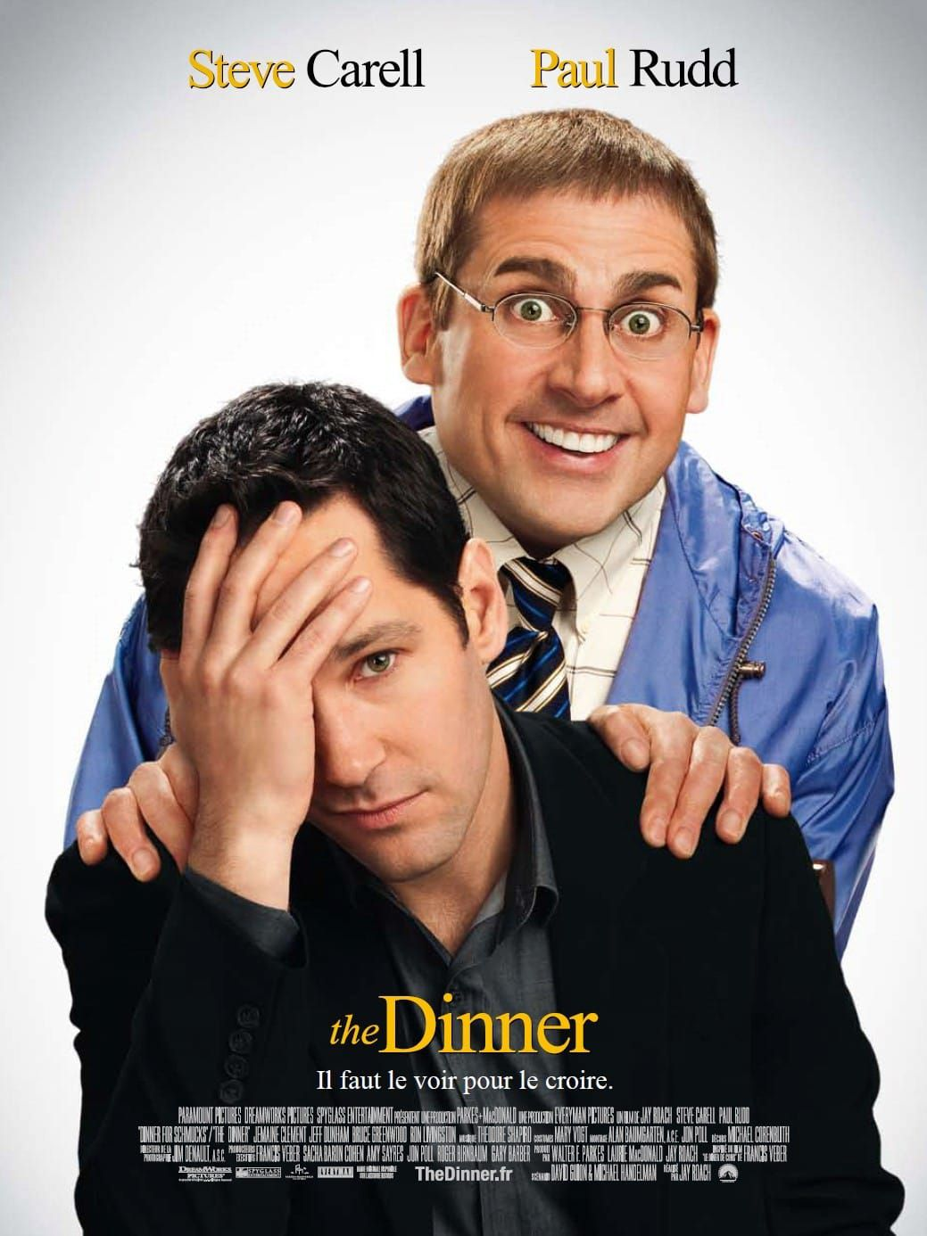 The Dinner - Film (2010) streaming VF gratuit complet