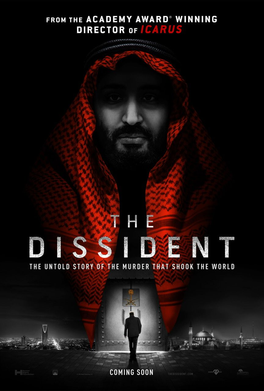 The Dissident - Documentaire (2021) streaming VF gratuit complet