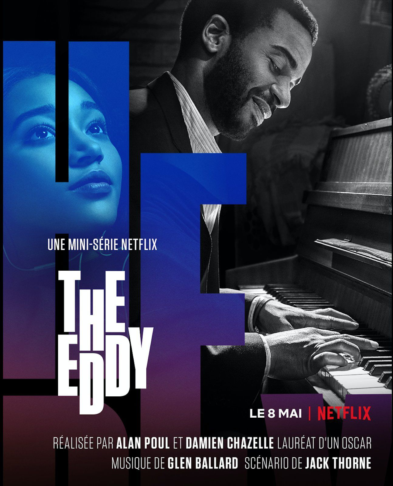 The Eddy - Série (2020) streaming VF gratuit complet