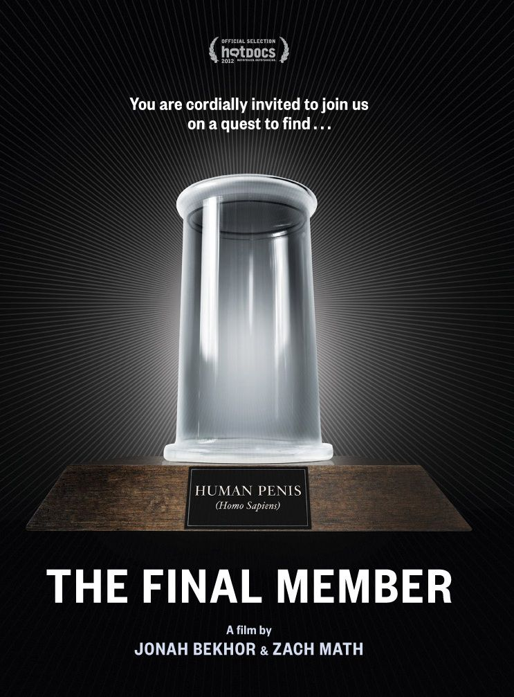 Film The Final Member - Documentaire (2012)