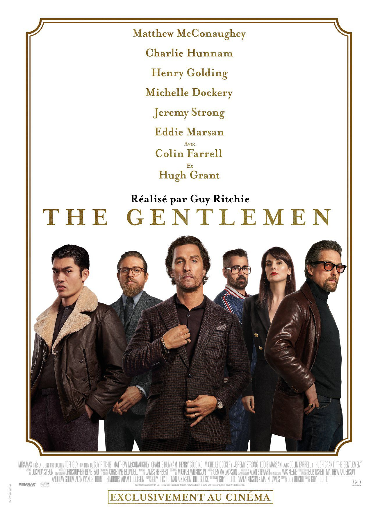 The Gentlemen - Film (2020) streaming VF gratuit complet