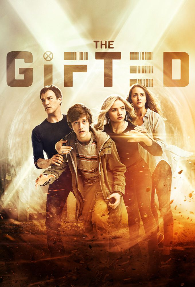 The Gifted - Série (2017) streaming VF gratuit complet