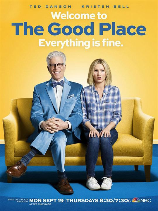 The Good Place - Série (2016) streaming VF gratuit complet