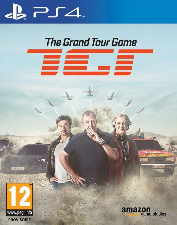 The Grand Tour Game (2019)  - Jeu vidéo streaming VF gratuit complet
