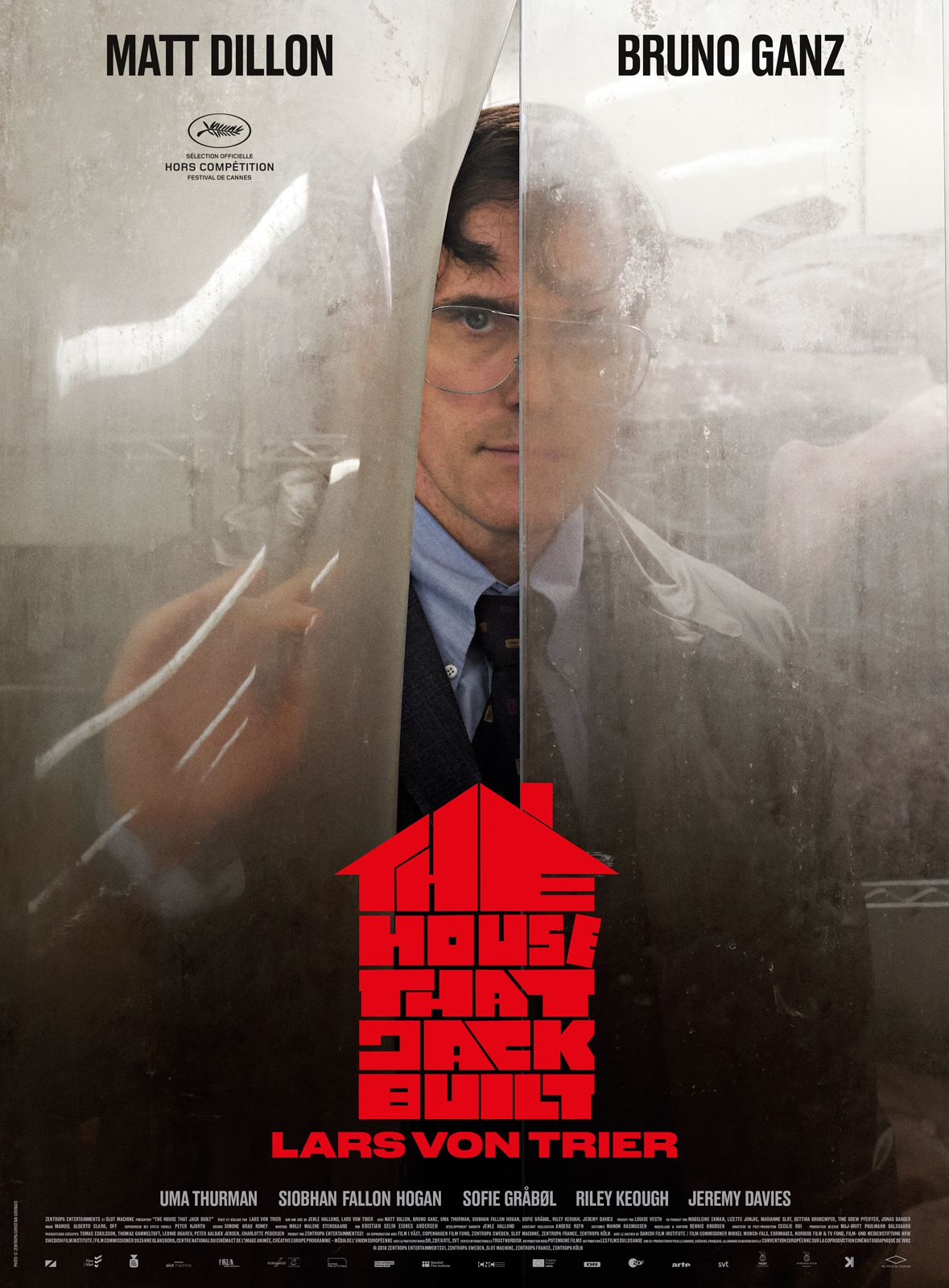 The House That Jack Built - Film (2018) streaming VF gratuit complet