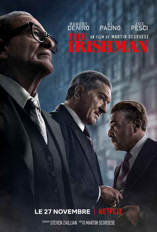 The Irishman - Film (2019) streaming VF gratuit complet