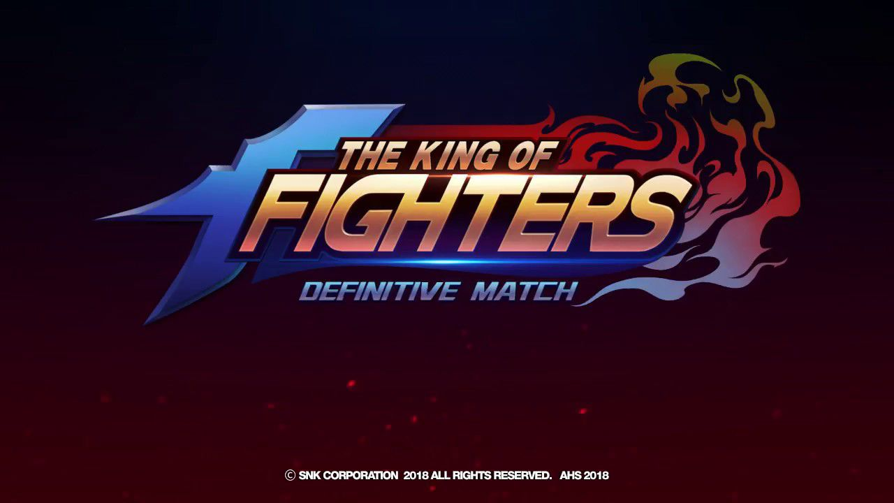 The King of Fighters Definitive Match (2018)  - Jeu vidéo streaming VF gratuit complet