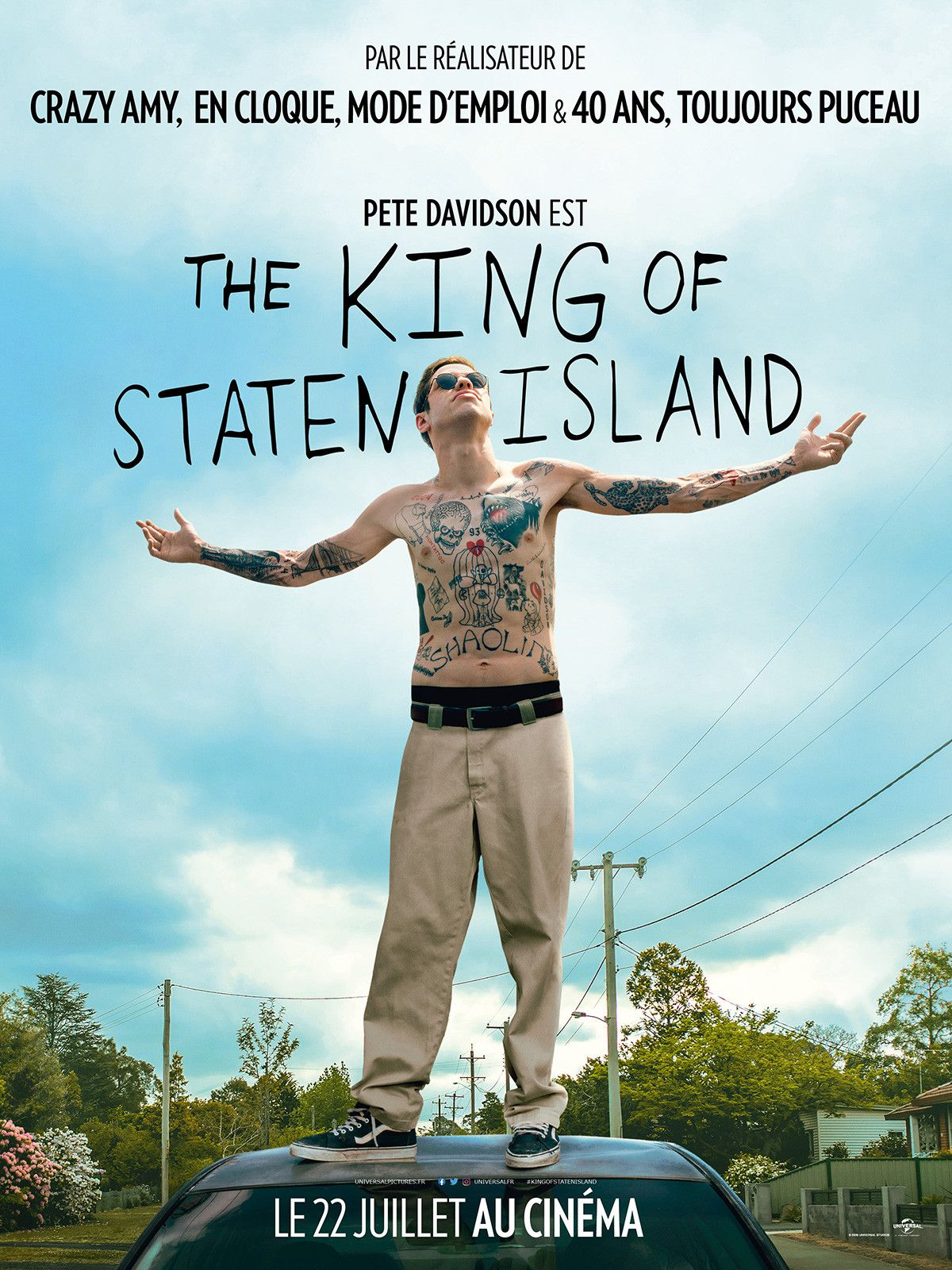 The King of Staten Island - Film (2020) streaming VF gratuit complet