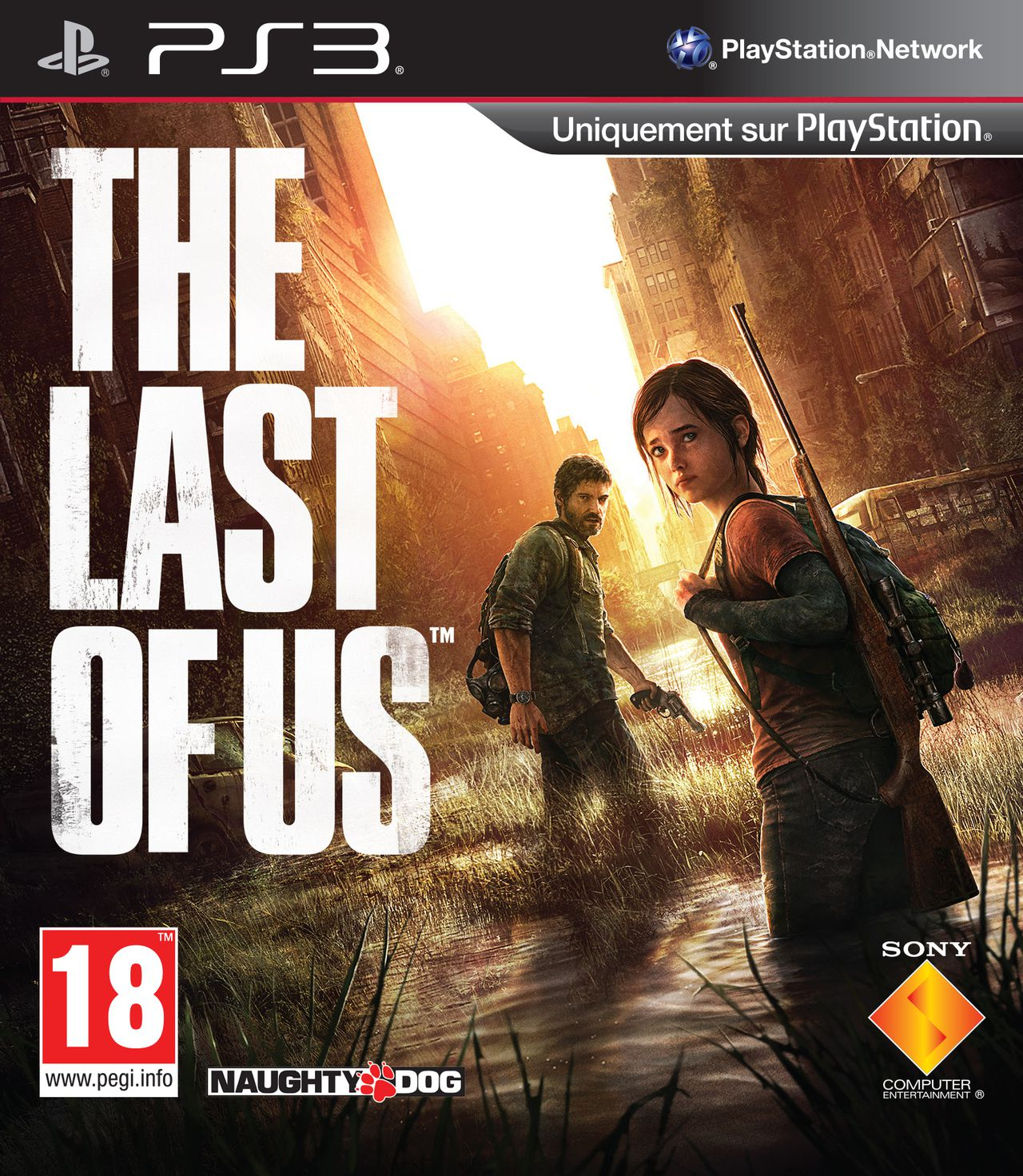 The Last of Us (2013)  - Jeu vidéo streaming VF gratuit complet