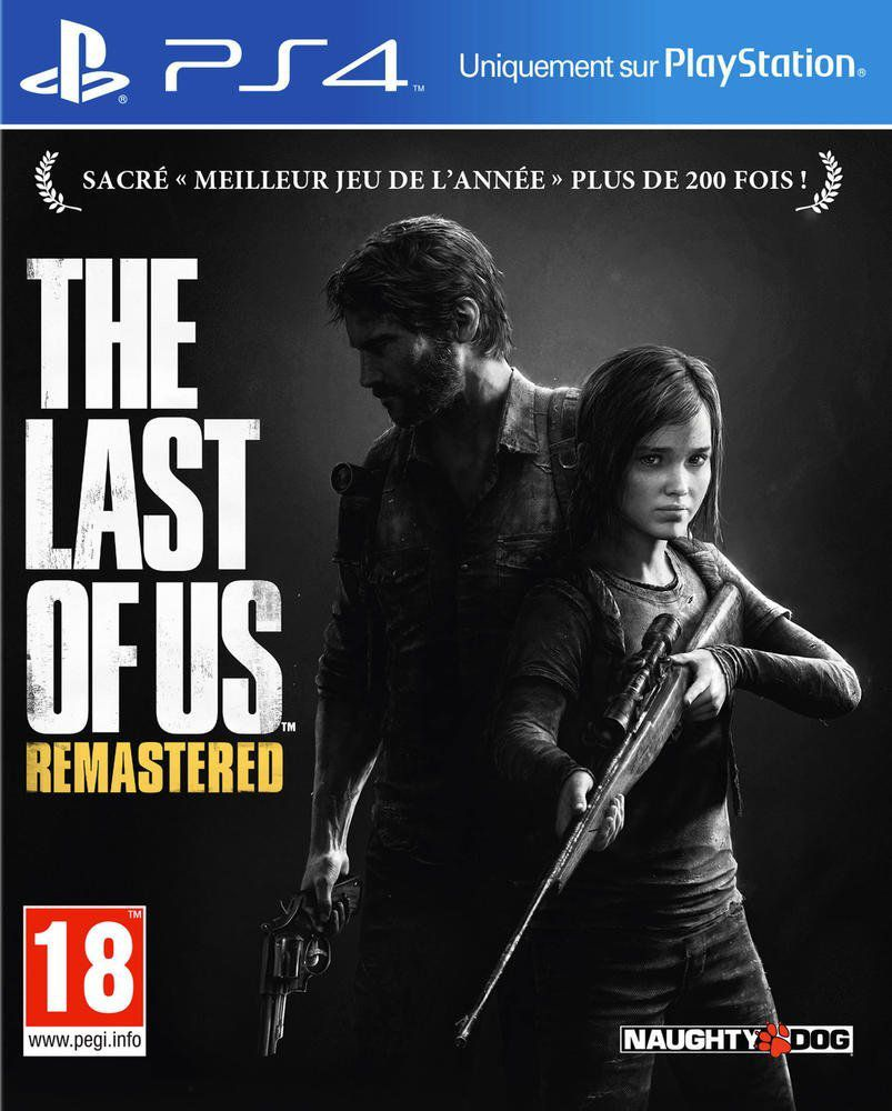 The Last of Us : Remastered (2014)  - Jeu vidéo streaming VF gratuit complet