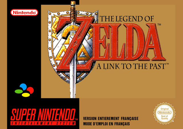 The Legend of Zelda : A Link to the Past (1991)  - Jeu vidéo streaming VF gratuit complet