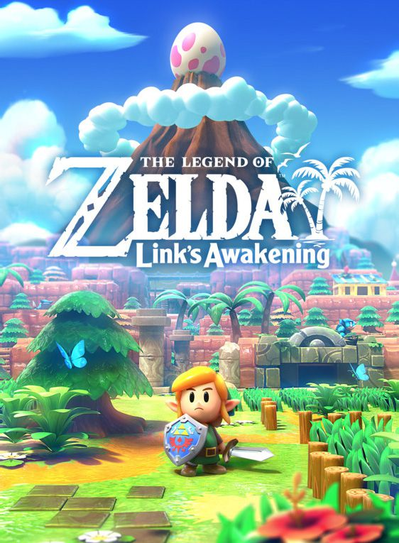 The Legend of Zelda : Link's Awakening (2019)  - Jeu vidéo streaming VF gratuit complet