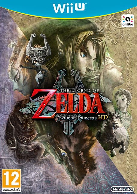 The Legend of Zelda : Twilight Princess HD (2016)  - Jeu vidéo streaming VF gratuit complet