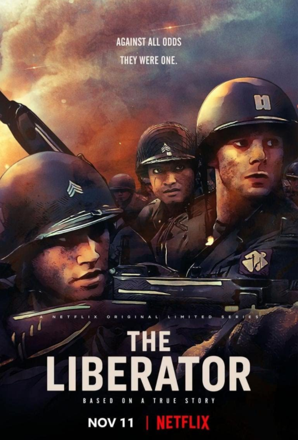 Film The Liberator - Dessin animé (2020)