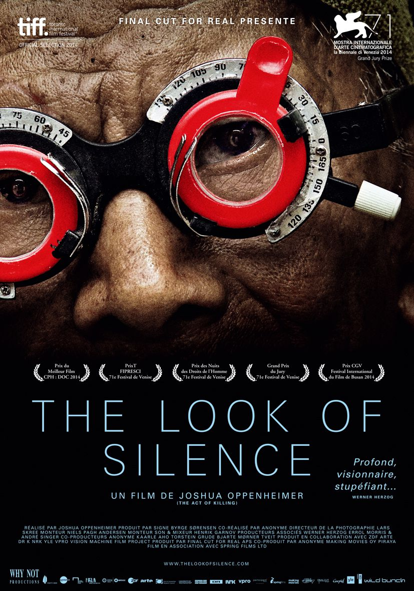 The Look of Silence - Documentaire (2014) streaming VF gratuit complet