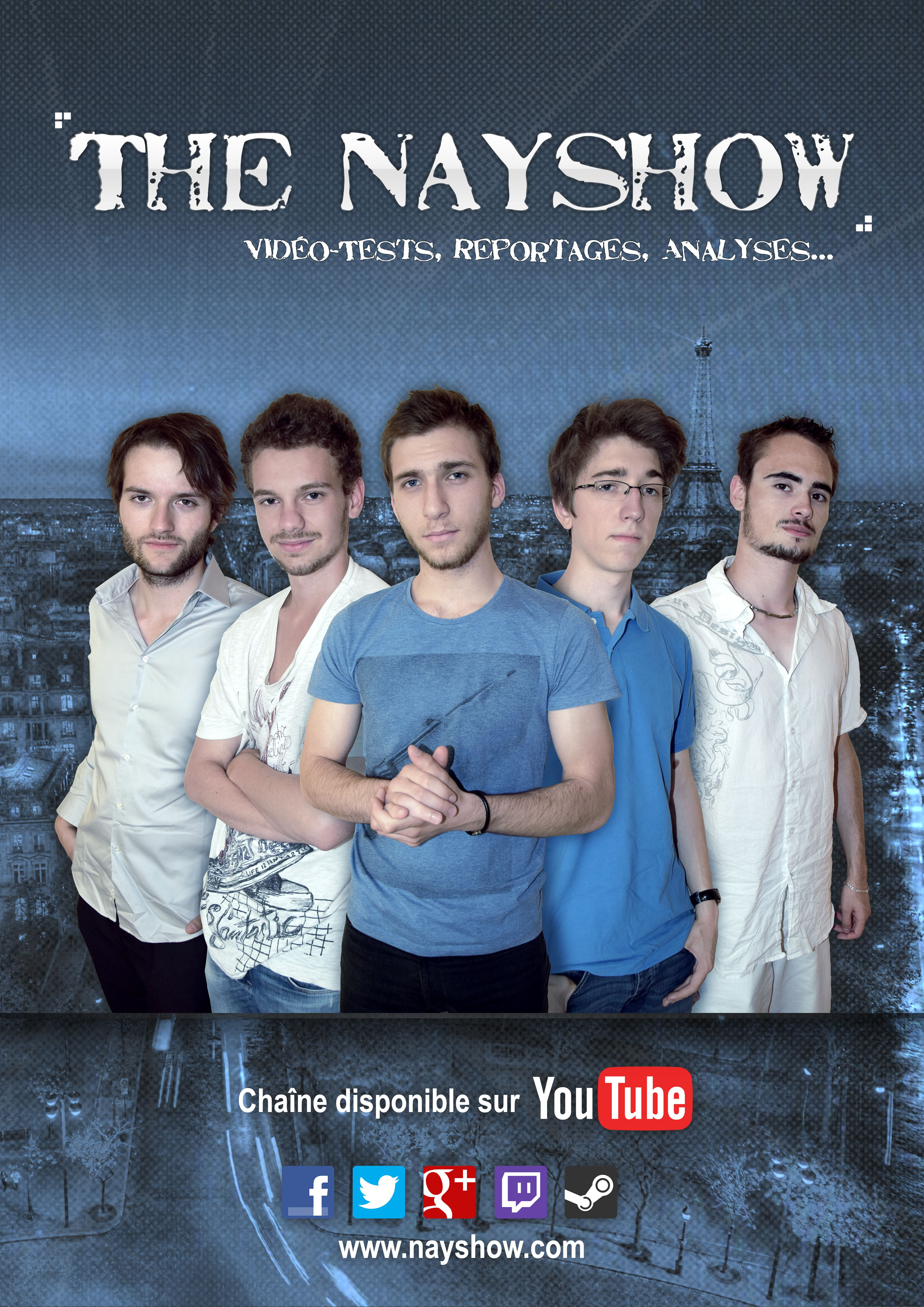 The NAYSHOW - Émission Web (2010) streaming VF gratuit complet