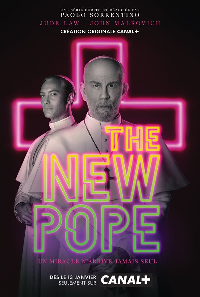 The New Pope - Série (2020) streaming VF gratuit complet