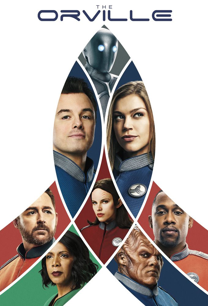 Film The Orville - Série (2017)
