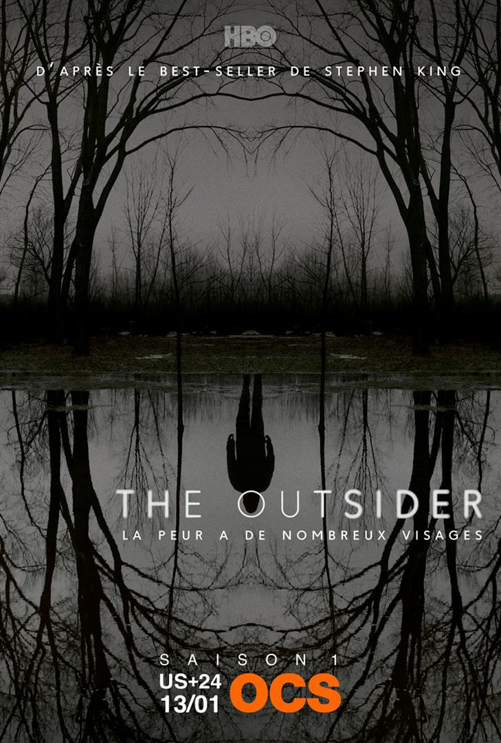 The Outsider - Série (2020) streaming VF gratuit complet