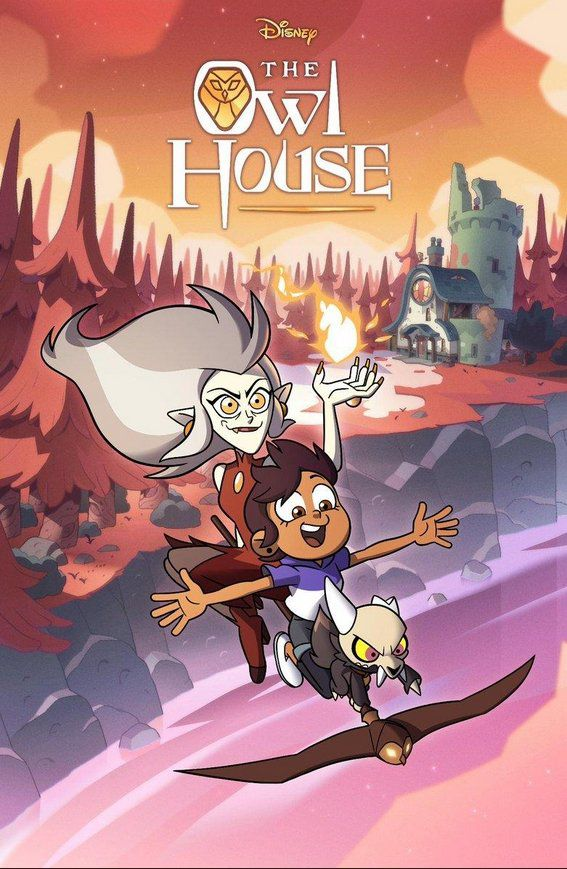 The Owl House - Dessin animé (2020) streaming VF gratuit complet