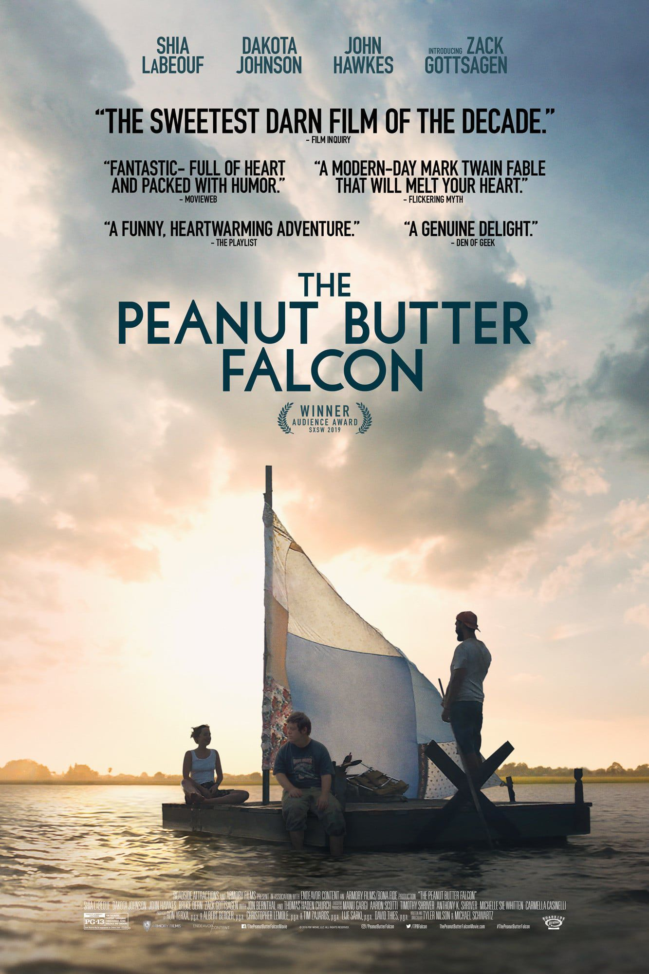 The Peanut Butter Falcon - Film (2020) streaming VF gratuit complet
