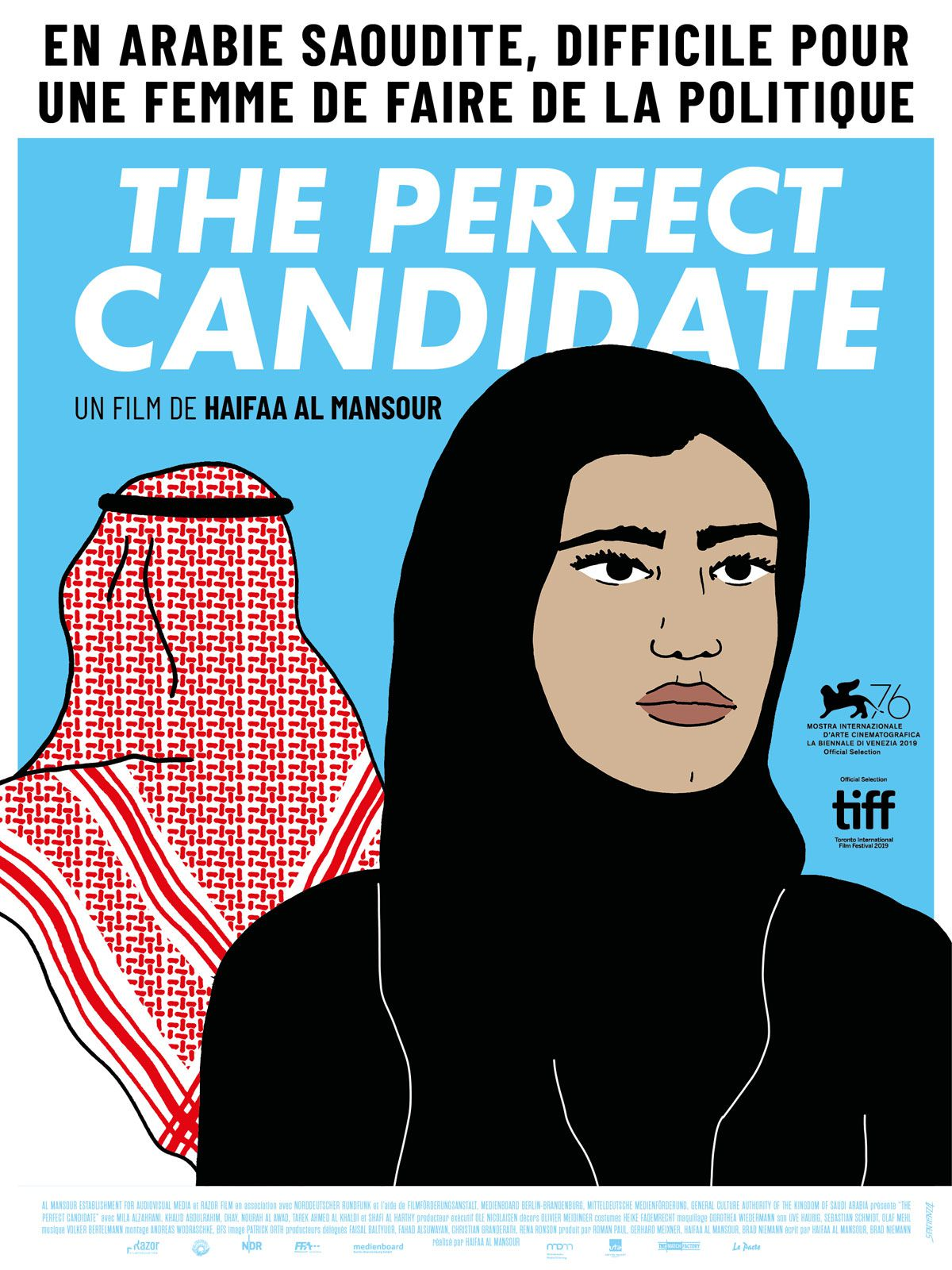The Perfect Candidate - Film (2020) streaming VF gratuit complet