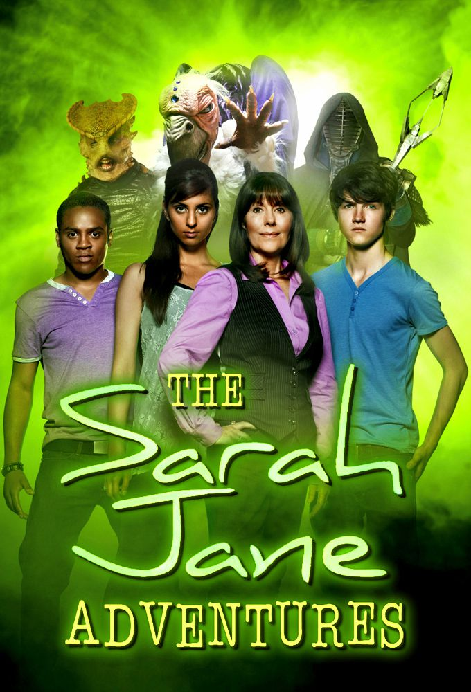 The Sarah Jane Adventures - Série (2007) streaming VF gratuit complet