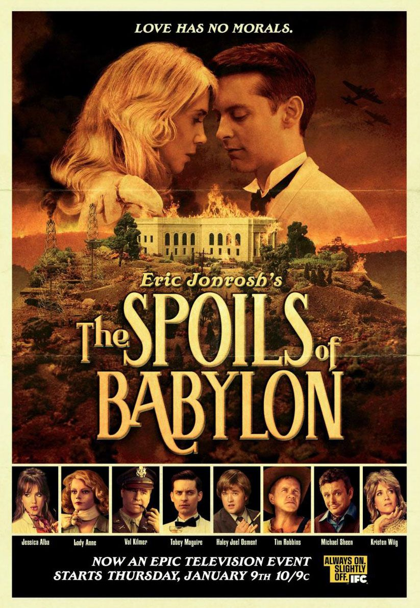 Film The Spoils of Babylon - Série (2014)