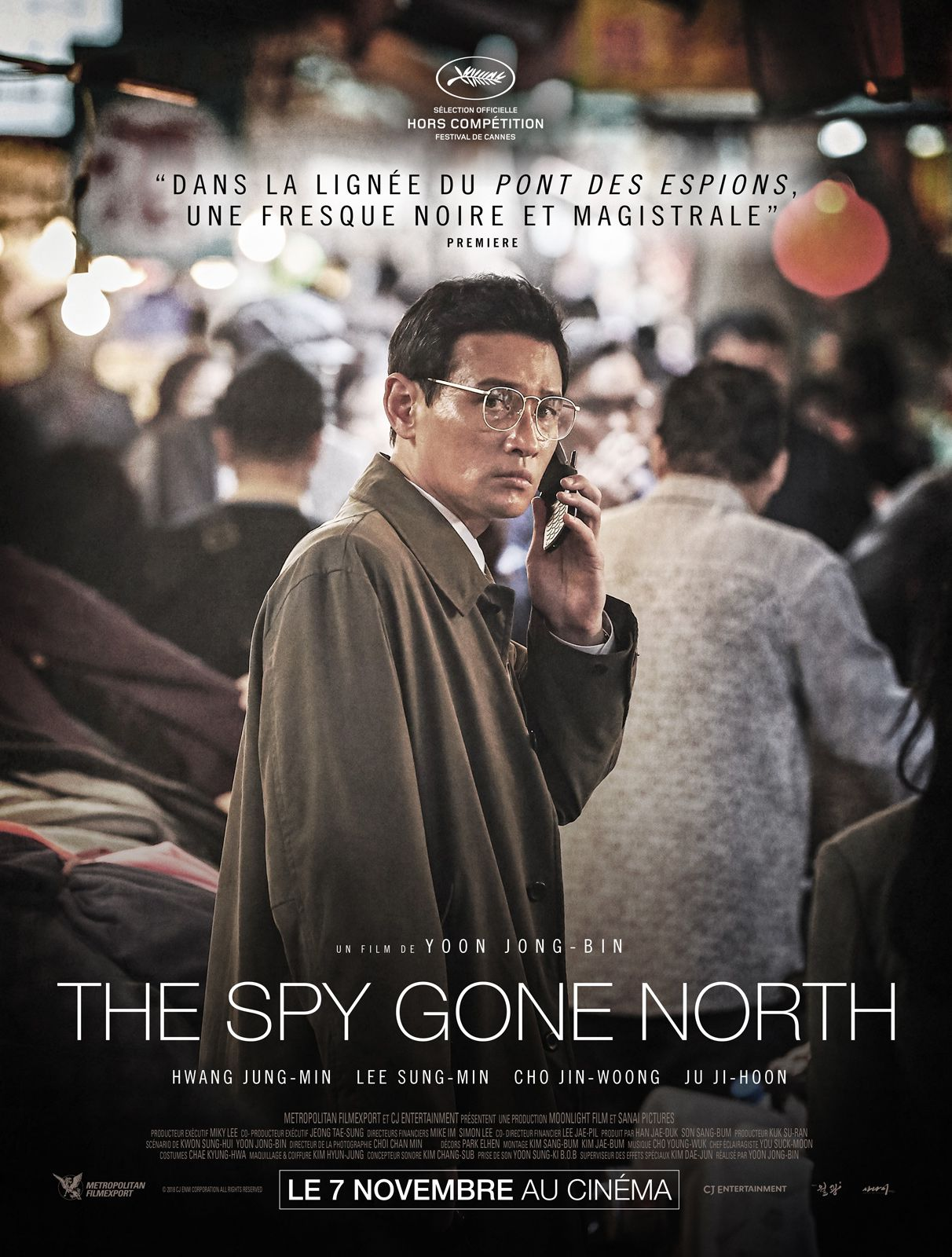 The Spy Gone North - Film (2018) streaming VF gratuit complet