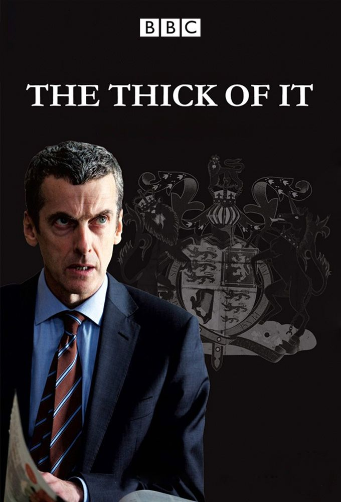 The Thick of It - Série (2005) streaming VF gratuit complet
