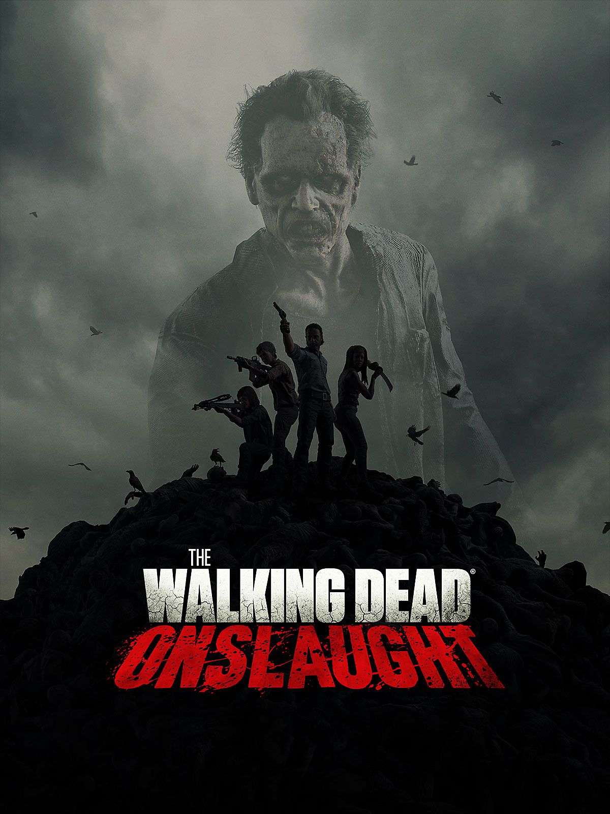 The Walking Dead: Onslaught (2020)  - Jeu vidéo streaming VF gratuit complet