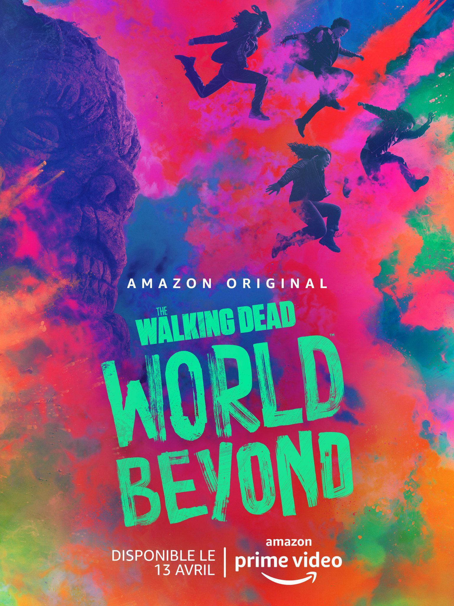 The Walking Dead: World Beyond - Série (2020) streaming VF gratuit complet
