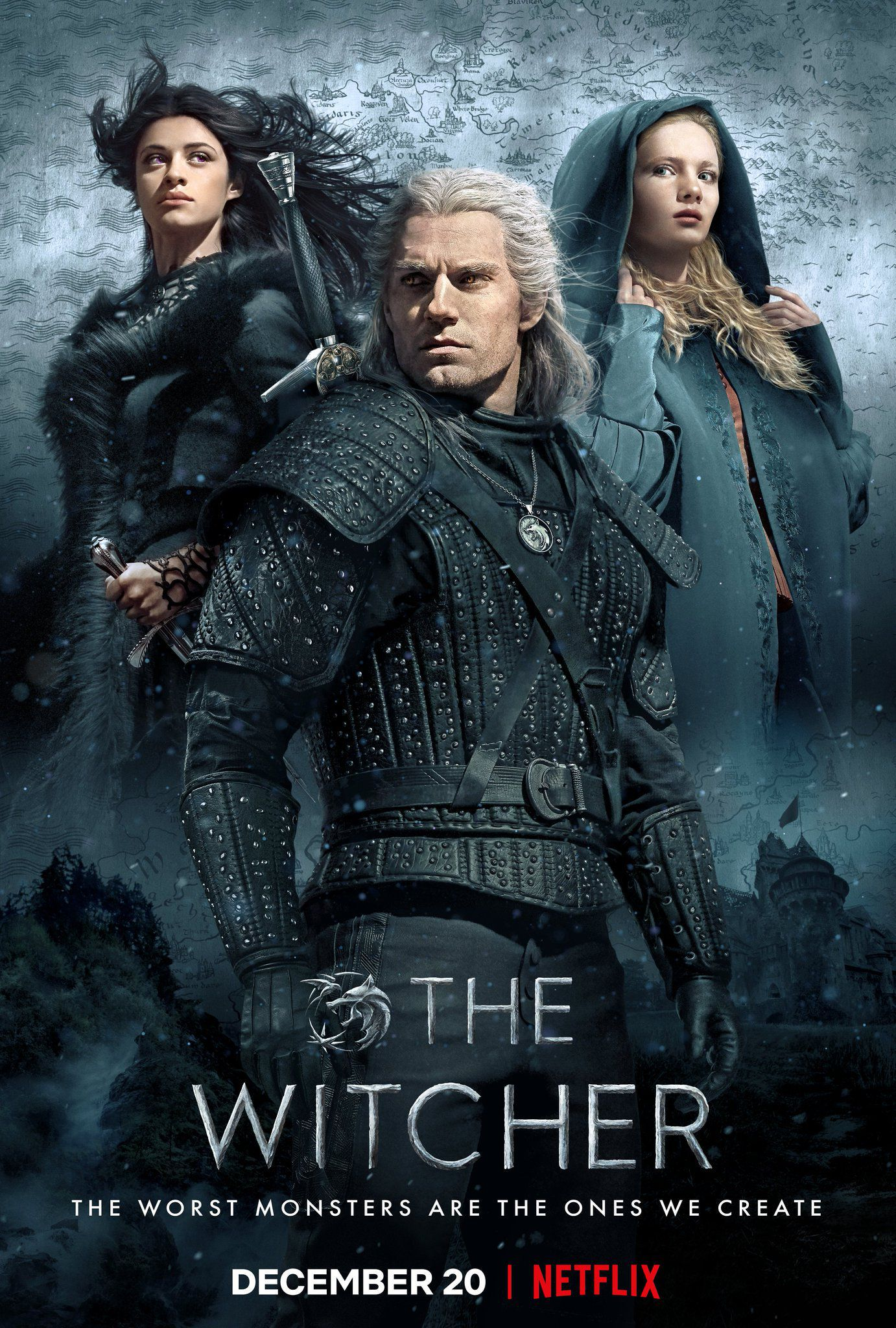 The Witcher - Série (2019) streaming VF gratuit complet
