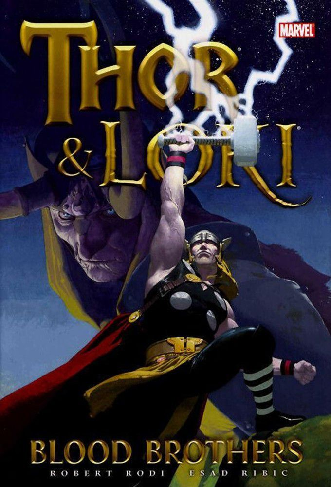 Thor & Loki : Blood Brothers - Série (2011) streaming VF gratuit complet